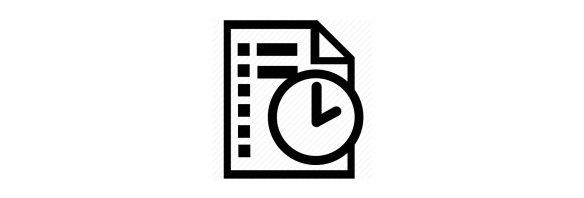 Læg en tidsplan så du ikke kommer for sent