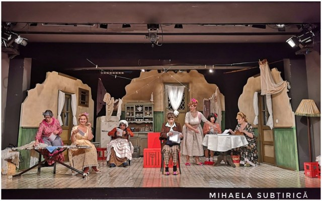 Cumetrele de Michel Tremblay - Teatrul Nottara