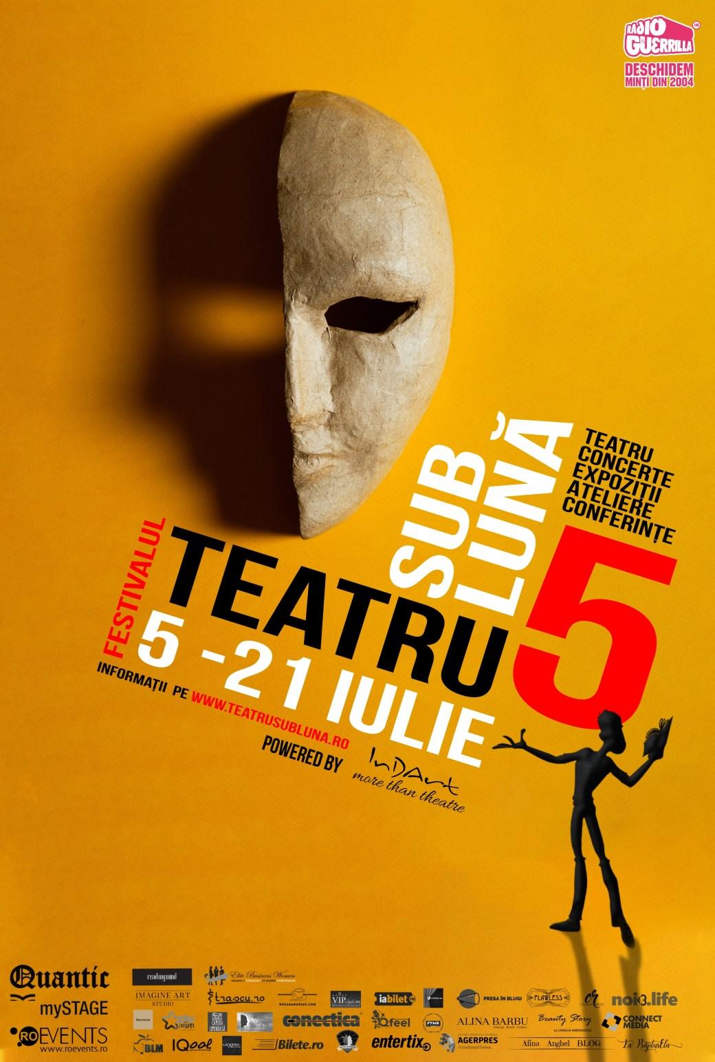 Teatru Sub Luna 2019