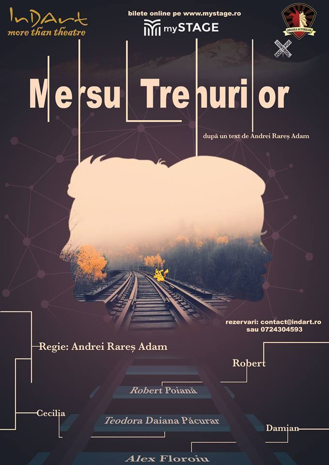 Mersul trenurilor - Breasla actorilor