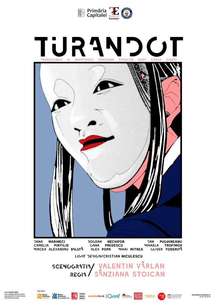 Turandot - Teatrul Excelsior - Excelsior Teen Fest 2019 AFIS