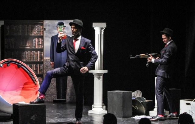 Ultimul Godot - Teatrul Toma Caragiu din Ploiesti - Teatrul Nottara 2