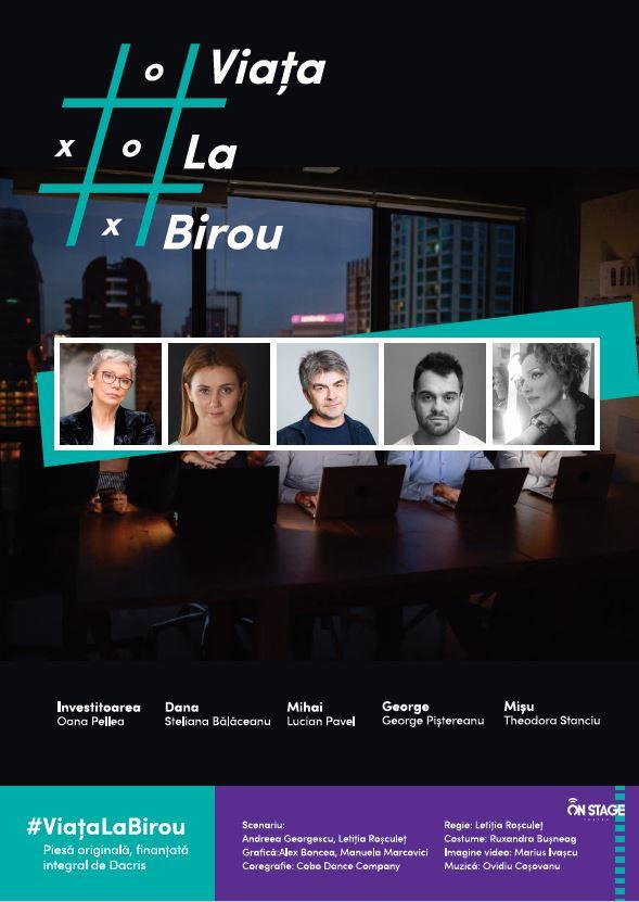 #ViataLaBirou – UnderCloud 2019