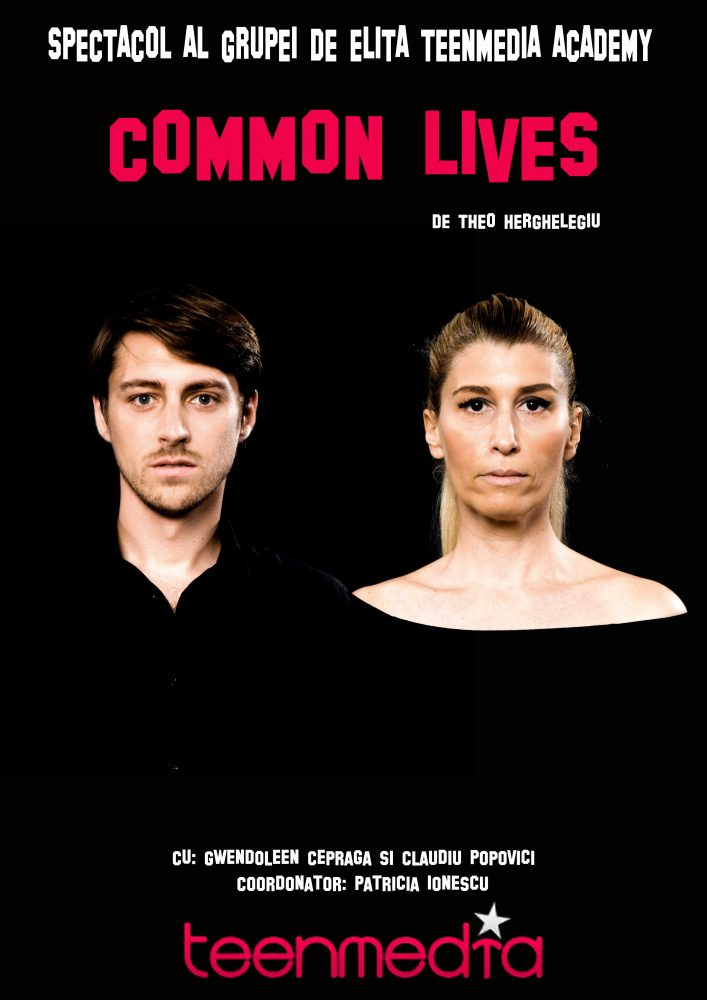 Common Lives - Teatrul InCulise AFIS