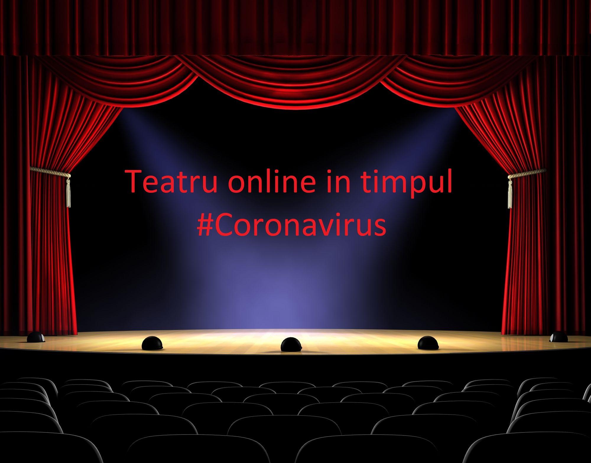 Dependenta de oameni. Teatru online.