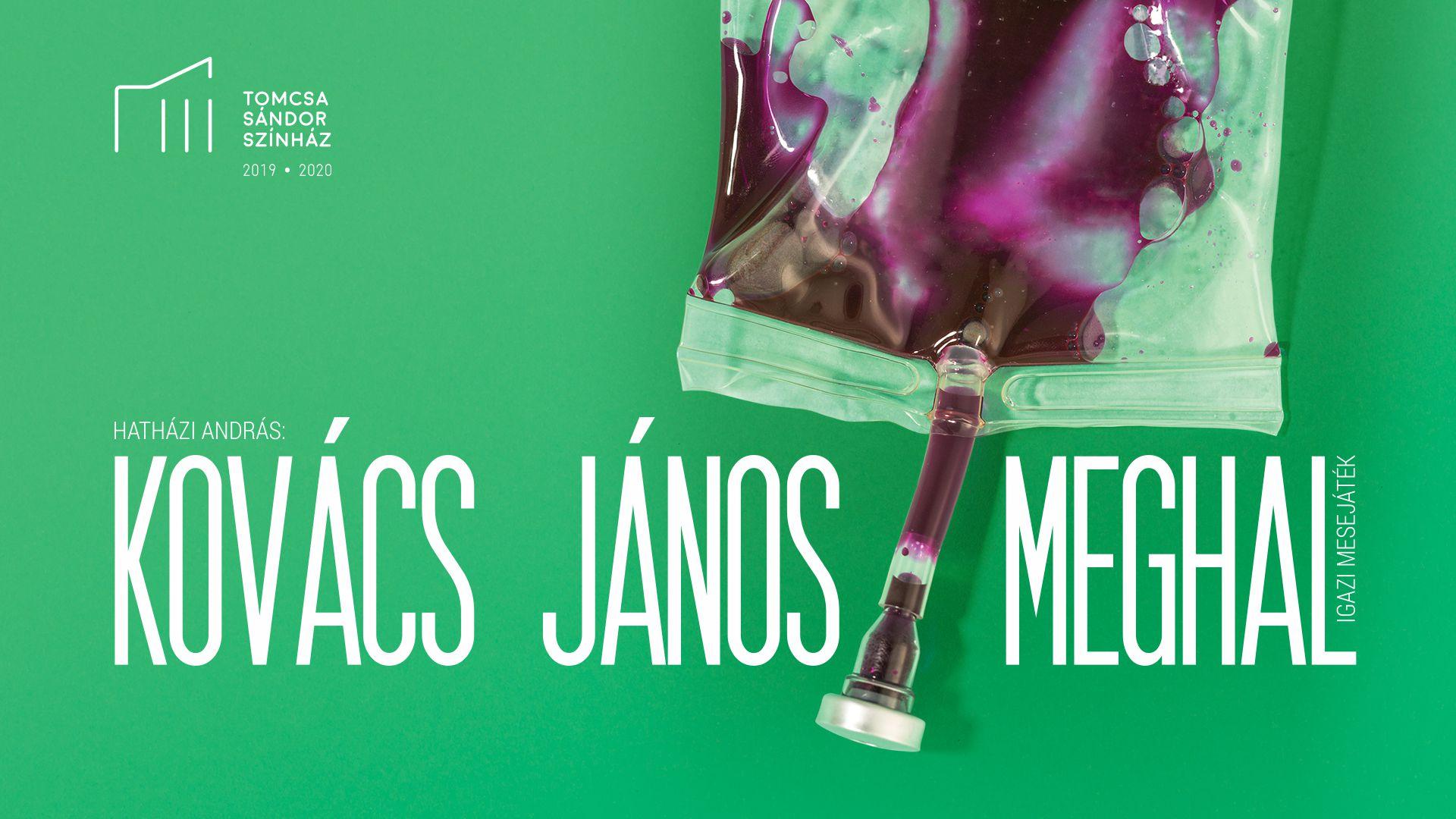 """Kovacs Janos Moare – Teatrul """"Tomcsa Sandor"""" din Odorheiu Secuiesc – FEST-FDR 2020"""