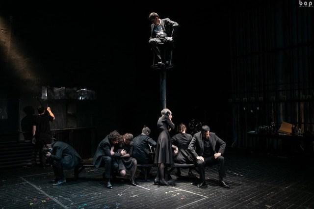 """Kovacs Janos Moare - Teatrul """"Tomcsa Sandor"""" din Odorheiu Secuiesc"""