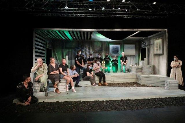 Trilogia Minelor Episodul 2 - Teatrul Dramaturgilor Romani - Fest-FDR 2021 - Intalnire cu publicul