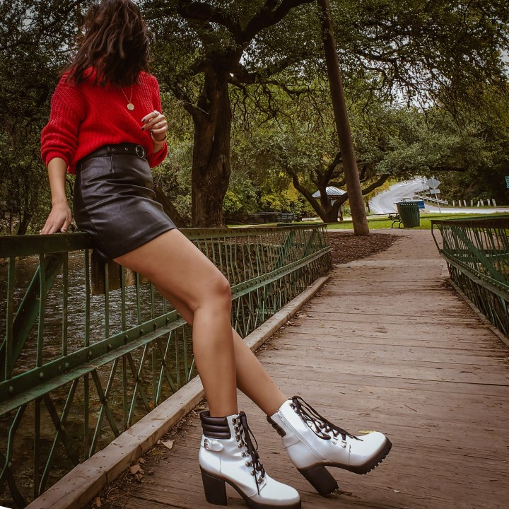 Ways to style Combat Boots