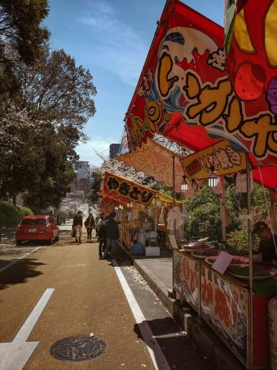 Fukuoka Japan Street Vendors- Late By Lattes
