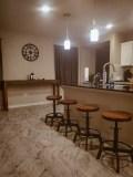 Rustic decor - stools