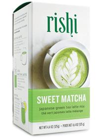 Rishi Sweet Matcha - Late By Lattes