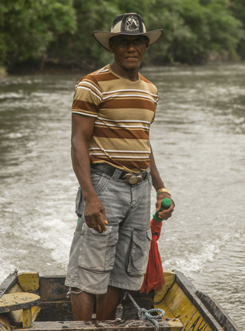 Cacaotero Río Munguidó