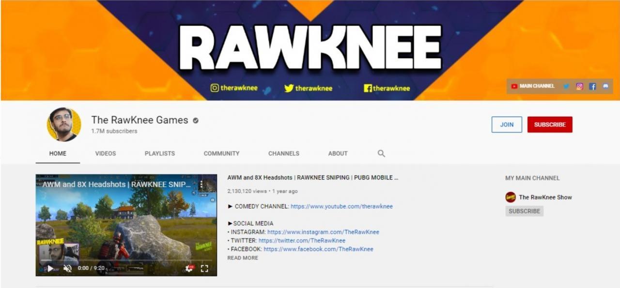 rawknee