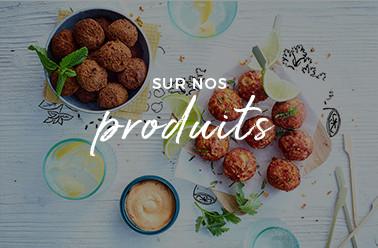 Sur nos produits