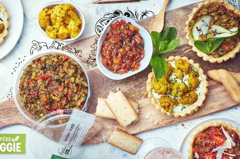 L'atelier Blini lance sa gamme Veggie !