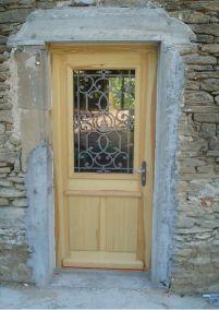 Porte bois sur mesure - Peyrins 26