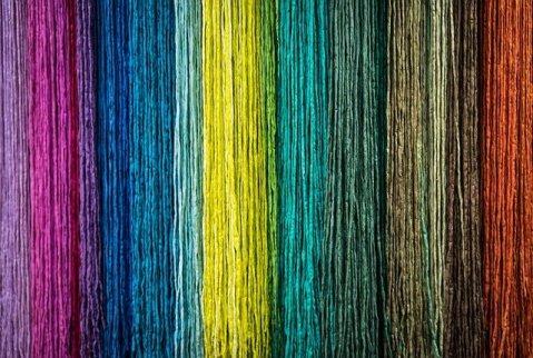 Fibres de textile naturelles vs fiches chimiques