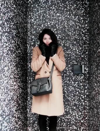 sélection manteaux hiver l'atelier d'al blog mode Paris