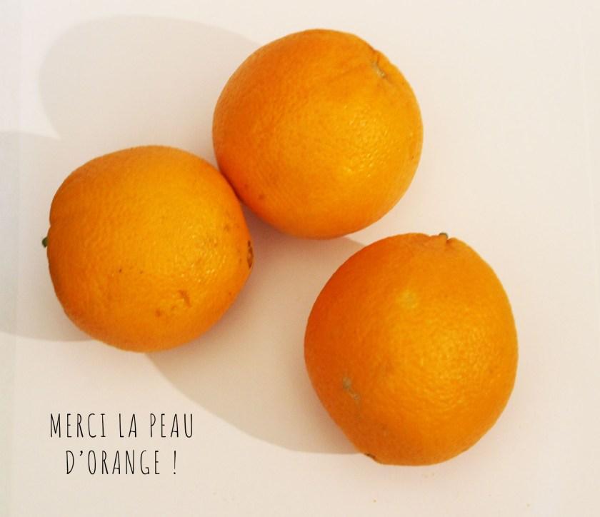 merci la peau d'orange !