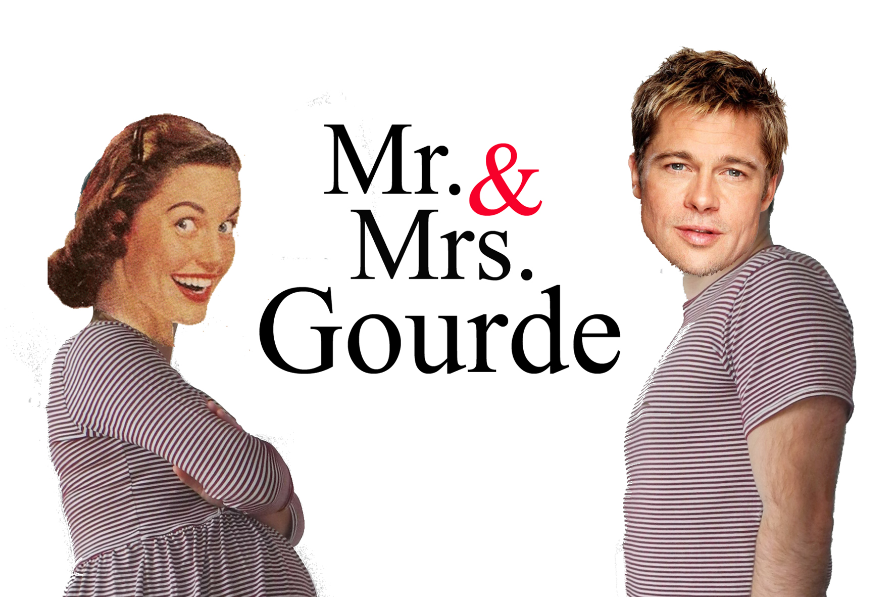 Mr. & Mrs. Gourde