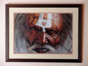 [L'atelier De So] Peinture sur papier - Indien