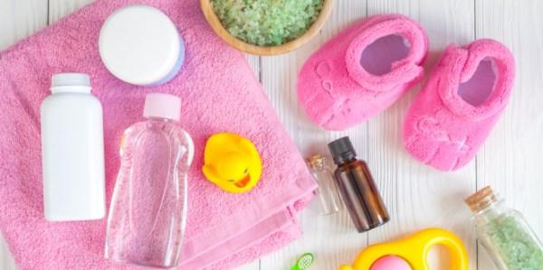 Eau nettoyante pour bébé