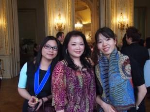 Christina, Mary Jane & Nariko