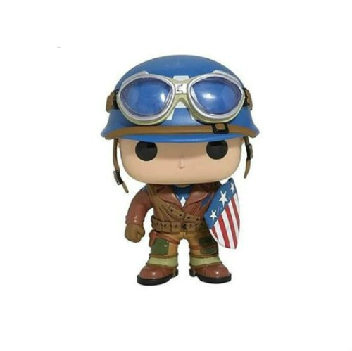 FUNKO POP Exclusif CAPTAIN AMERICA origine 219