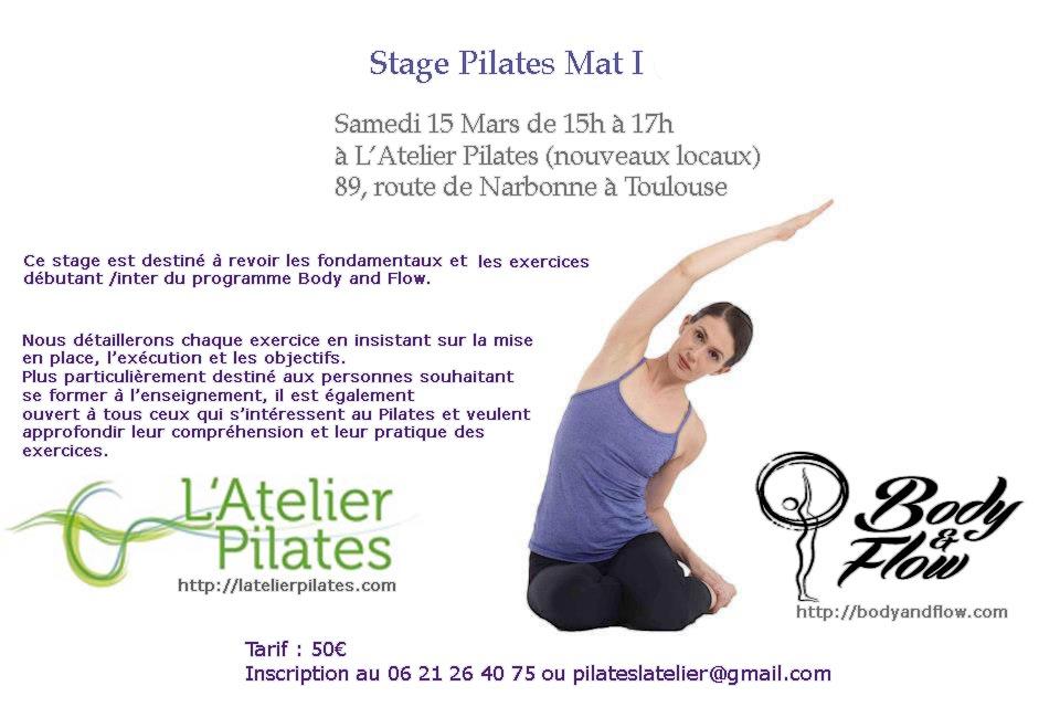 Stage intensif Mat I