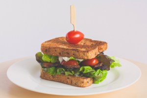 The Ultimate Vegan BLT