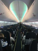 """Типичный самолёт авиакомпании """"Победа"""""""