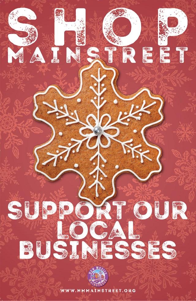 Shop MainStreet poster