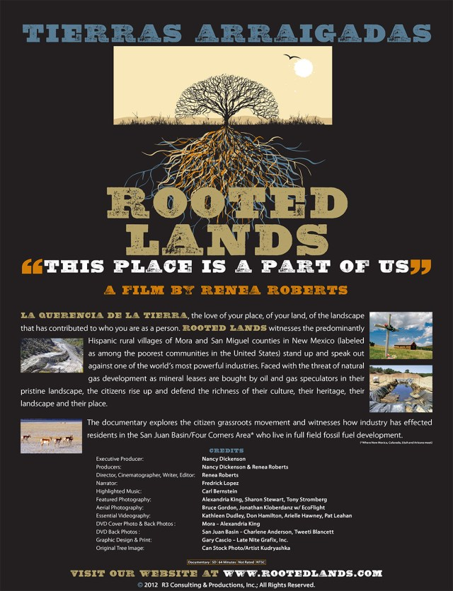 Rooted Lands poster