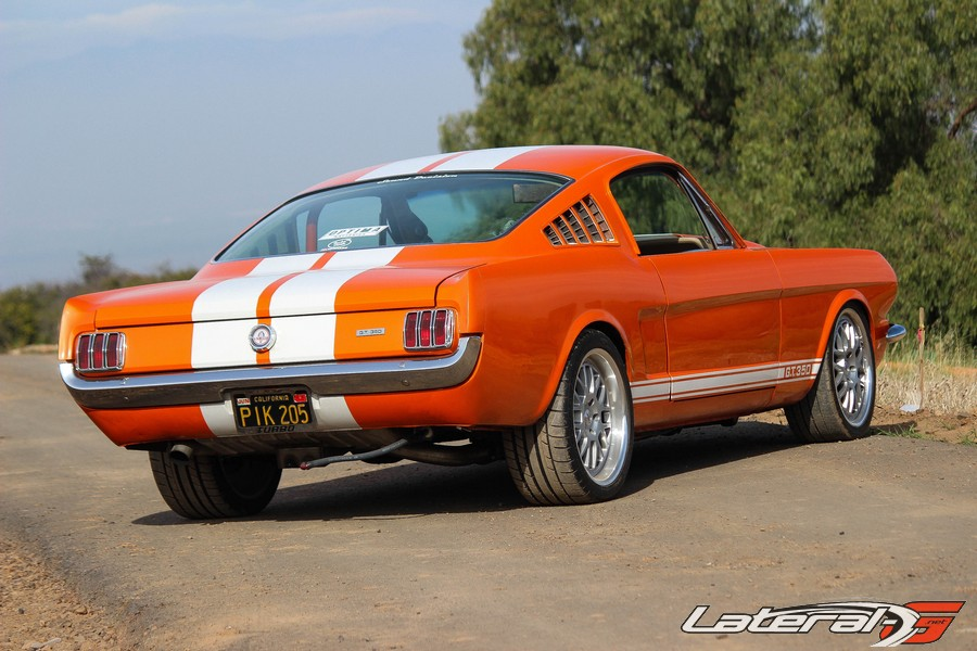 Mario De Leon Mustang TMI Products Lateral G Pro Touring 21