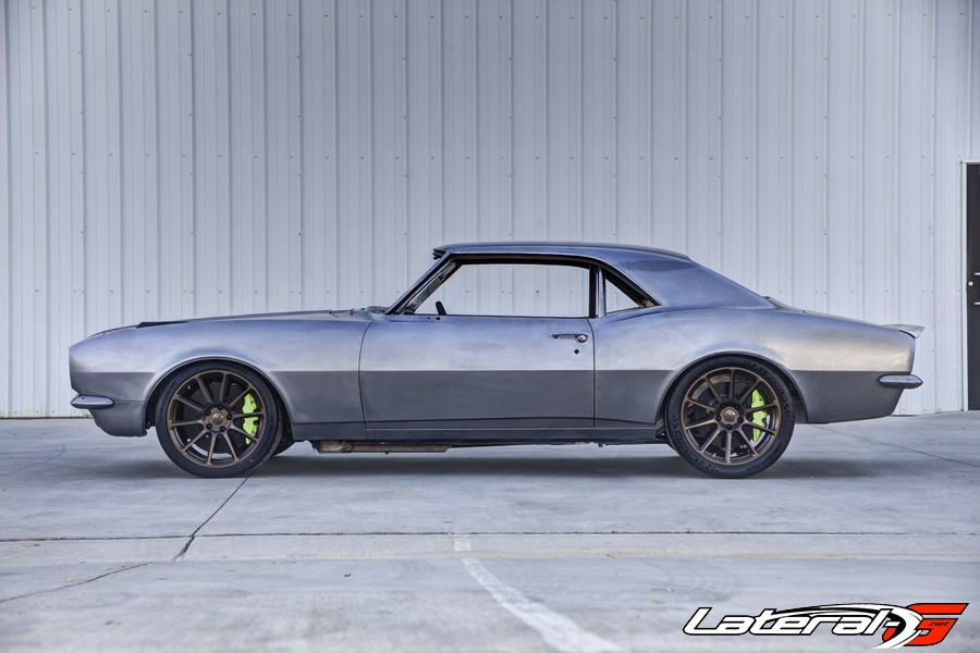 LT4 Camaro 1967 Ironworks Speed and Custom 11