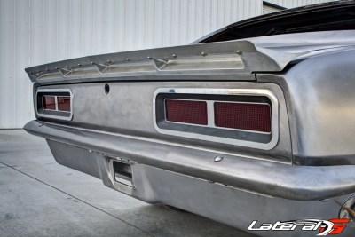 LT4 Camaro 1967 Ironworks Speed and Custom 22