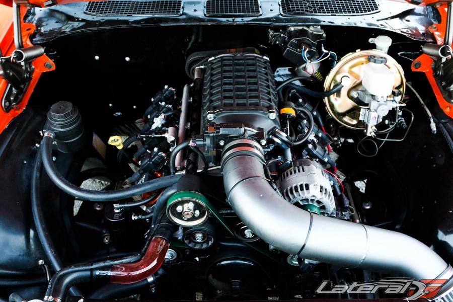 Pro Touring Texas 1971 Chevelle 14