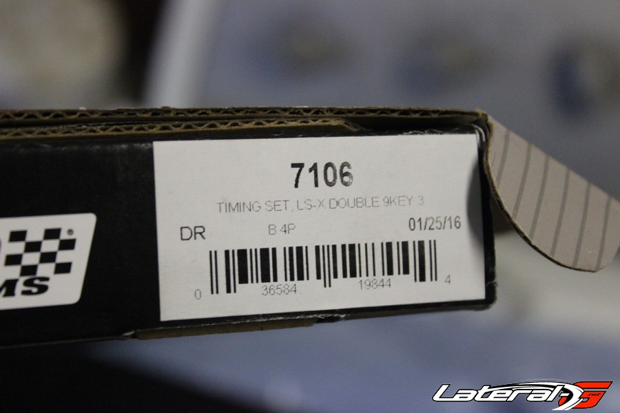 LS3 Bored and Stroked 416 35