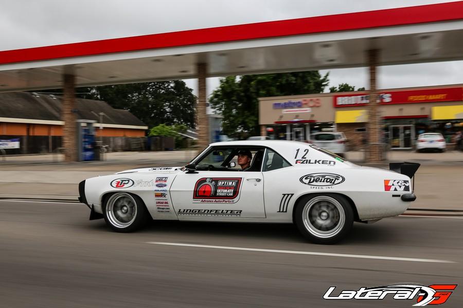 NOLA Motorsports Park Optima USCA 12