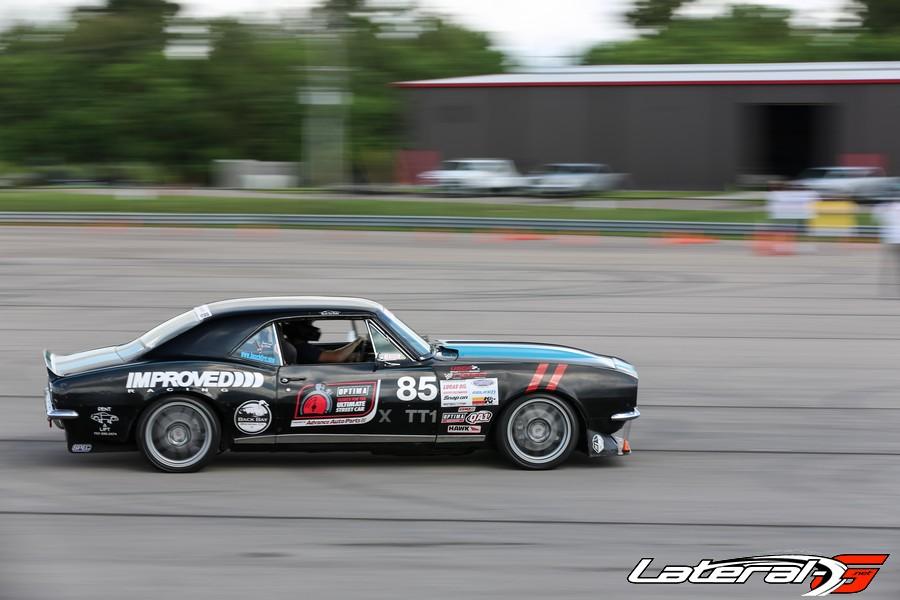 NOLA Motorsports Park Optima USCA 32