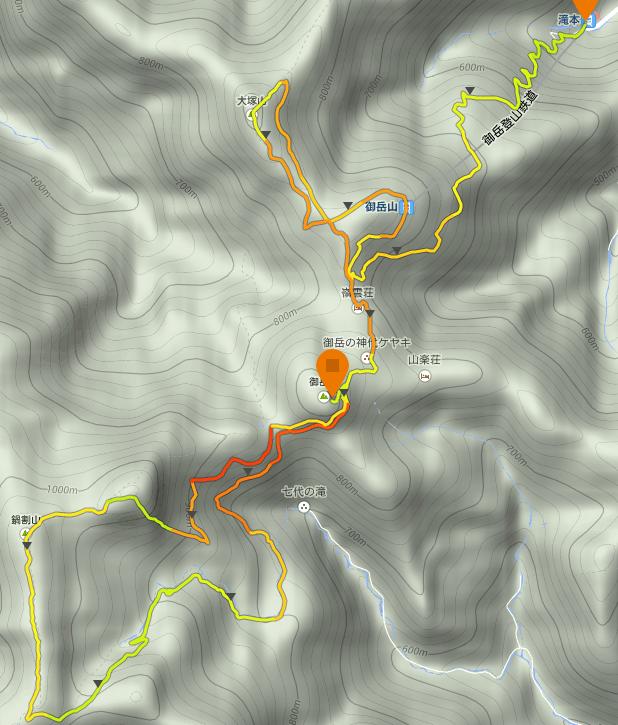 mitake-map