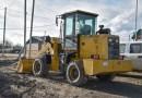 Tolhuin adquirió una nueva máquina destinada al trabajo de residuos sólidos urbanos