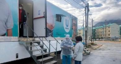 Corradi: «Con la Unidad Sanitaria Móvil atendimos a más de 2500 Personas en los Barrios»
