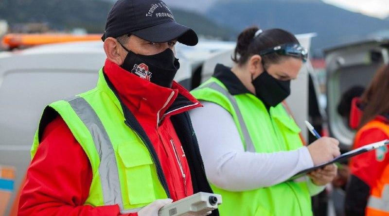 Seguridad Vial: Se realizó el Primer Operativo de Tránsito Federal Conjunto del Año