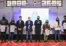 Río Grande: Se lanzaron las Olimpiadas Estudiantiles del Centenario