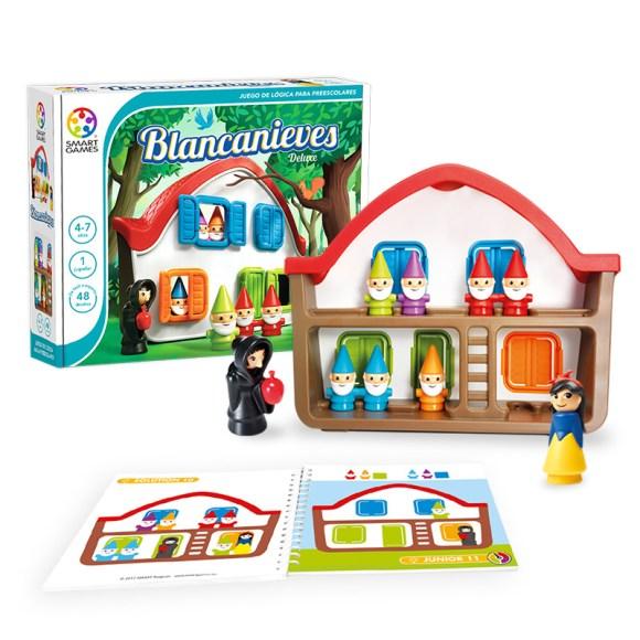 Blancanieves Deluxe, juego de lógica para niños