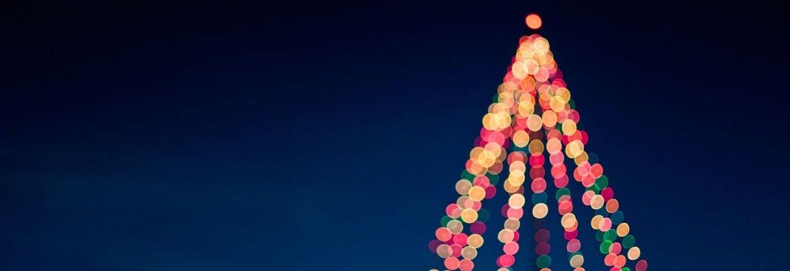 Albero Natale Terrazza