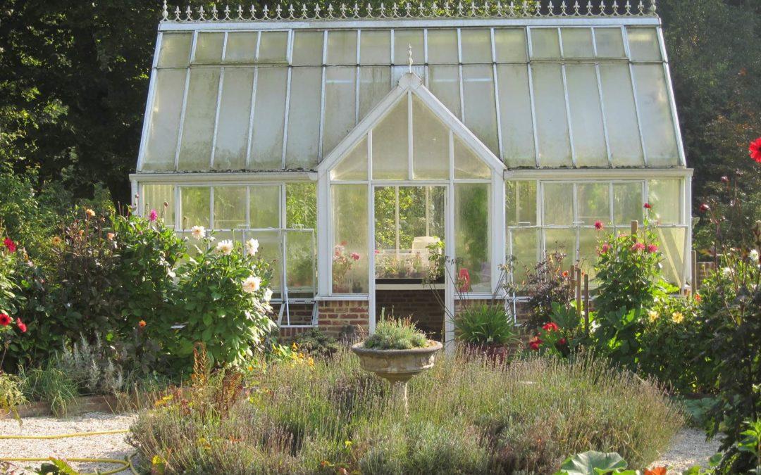 serre et abri de jardin avec ou sans