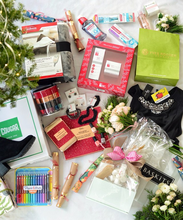 Blogger Giveaway Holiday